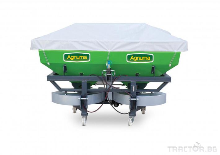 Торачки Agriuma AGRIUMA 1 - Трактор БГ