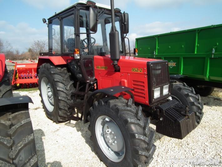 Трактори Беларус МТЗ 952.2 0 - Трактор БГ