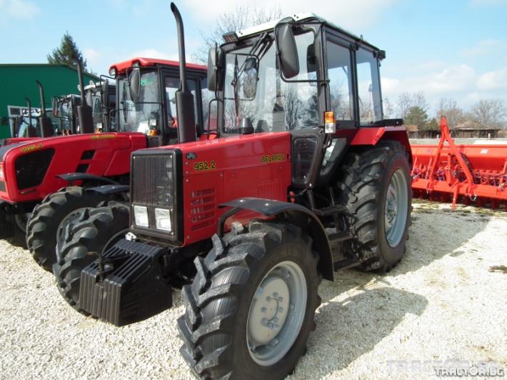 Трактори Беларус МТЗ 952.2 1 - Трактор БГ