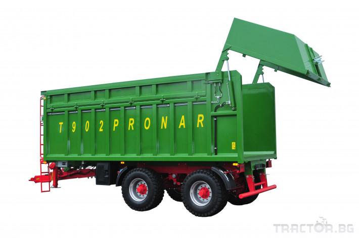 Ремаркета и цистерни Ремаркета PRONAR - Промоция 7 - Трактор БГ