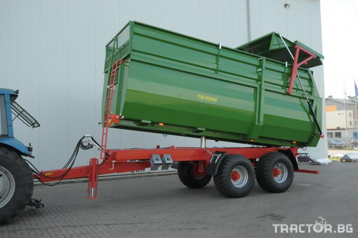 Ремаркета и цистерни Ремаркета PRONAR - Промоция 6 - Трактор БГ