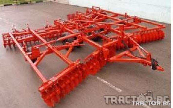 Брани Дискови брани БДП 0 - Трактор БГ