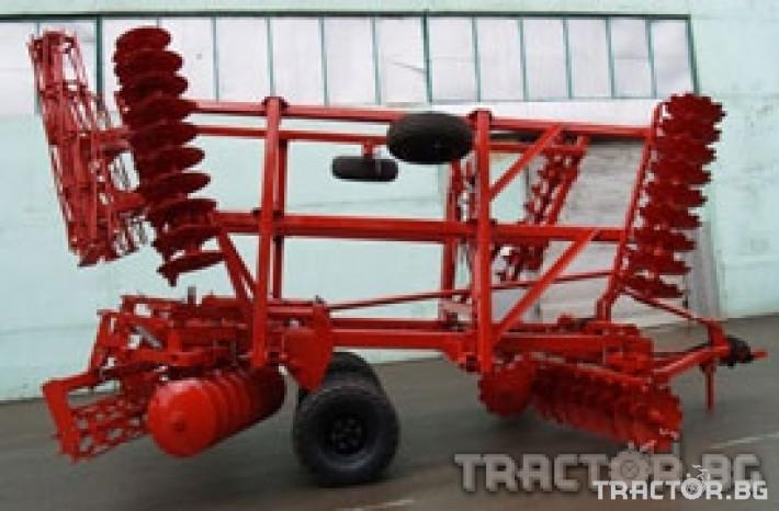 Брани Дискови брани БДП 1 - Трактор БГ