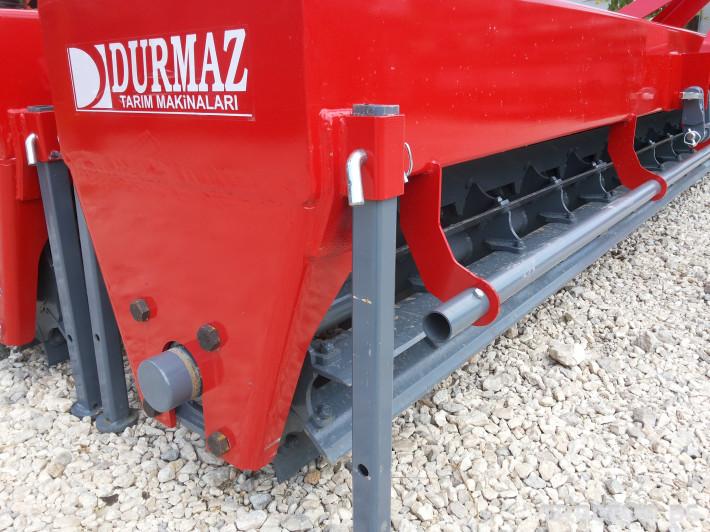 Мулчери Сечка DURMAZ за надробяване на слънчогледови стъбла 1 - Трактор БГ