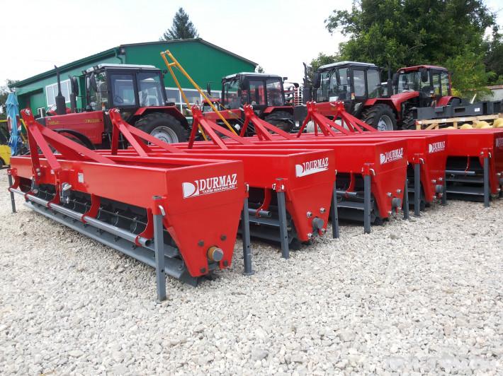 Мулчери Сечка DURMAZ за надробяване на слънчогледови стъбла 0 - Трактор БГ