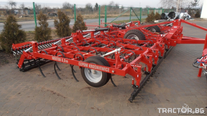 Култиватори Expom WEKTOR 2 - Трактор БГ