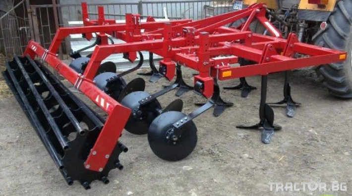 Култиватори Expom Lech AJAX 3,0 м. 1 - Трактор БГ