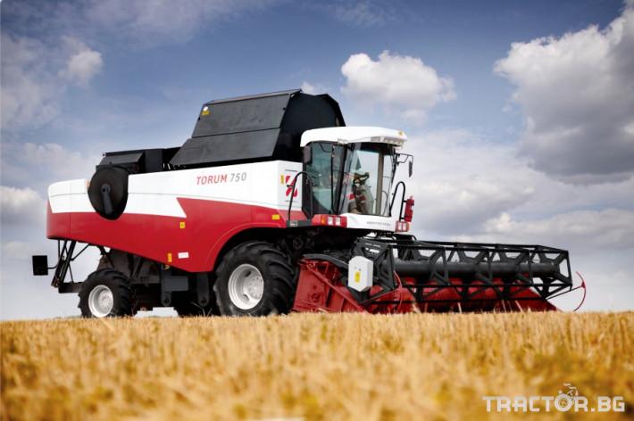 Комбайни Rostselmash TORUM 760 0 - Трактор БГ