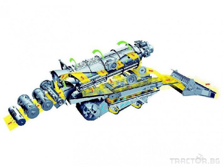 Комбайни Rostselmash TORUM 760 4 - Трактор БГ