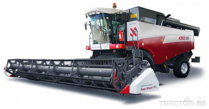 Комбайни Rostselmash ACROS 595 Plus 2 - Трактор БГ