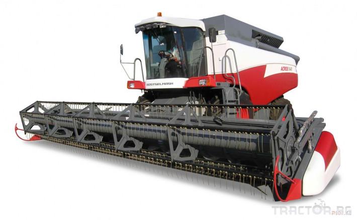 Комбайни Rostselmash ACROS 595 Plus 3 - Трактор БГ