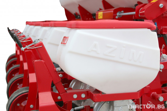 Сеялки СЕЯЛКИ ЗА ПРОЛЕТНА СЕИТБА AZIM 2 - Трактор БГ