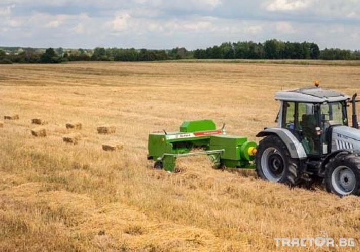 Сламопреси Sipma Kostka 4100 3 - Трактор БГ