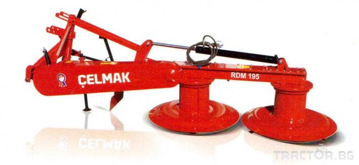 Косачки CELMAK RDS 165/195 2