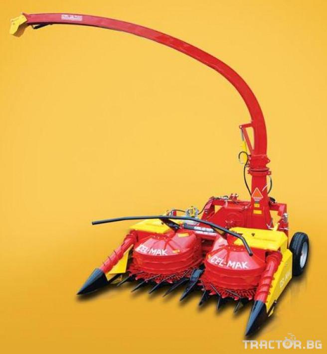 Комбайни комбайн друг CELMAK 1 - Трактор БГ