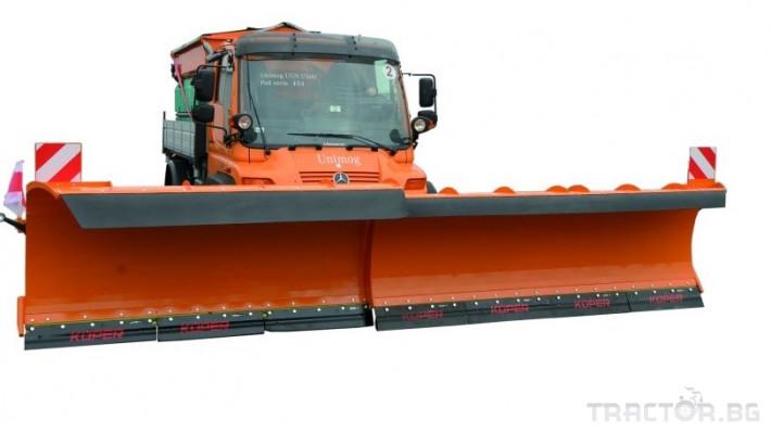 Техника за почистване PRONAR PUT-S58 1 - Трактор БГ