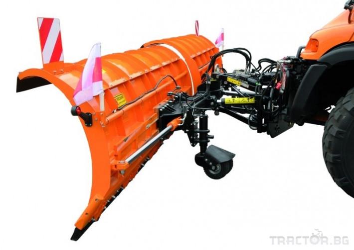 Техника за почистване PRONAR PUT-S58 2 - Трактор БГ