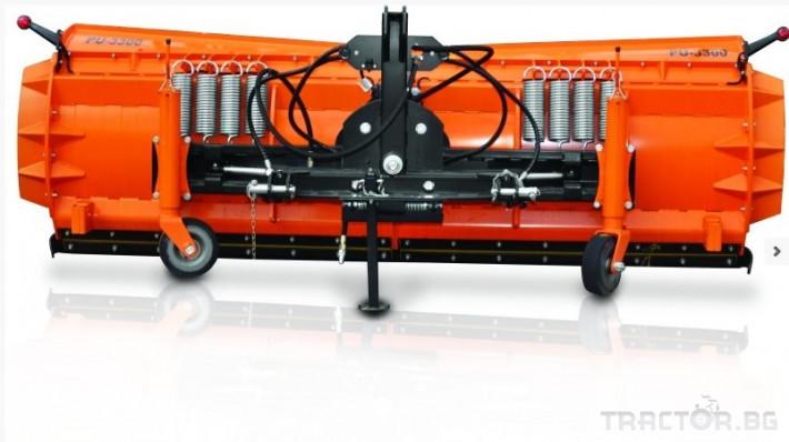 Техника за почистване PRONAR PU-2600 и PU-3300 2 - Трактор БГ