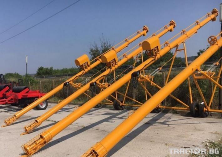 Обработка на зърно HESA 0 - Трактор БГ
