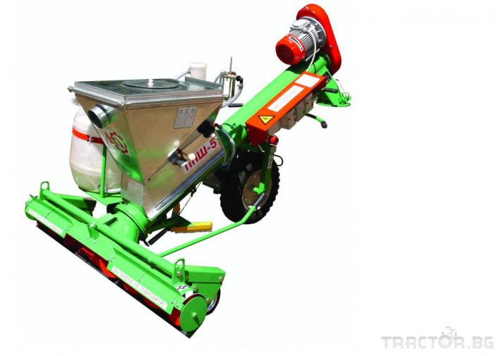 Обработка на зърно ПНШ / ПК20 1 - Трактор БГ