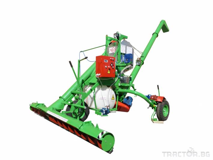 Обработка на зърно ПНШ / ПК20 0 - Трактор БГ