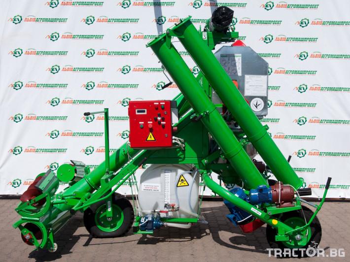 Обработка на зърно ПНШ / ПК20 2