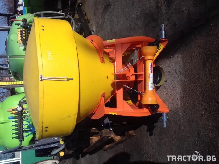 Техника за почистване МАШИНА ЗА ОПЕСЪЧАВАНЕPRONAR 2 - Трактор БГ
