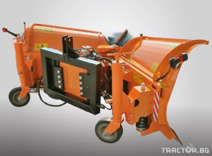 Техника за почистване PRONAR PUV2800 1 - Трактор БГ