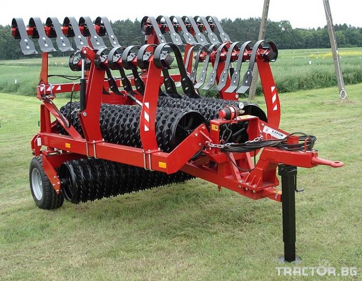 Валяци Expom Tytan 0 - Трактор БГ