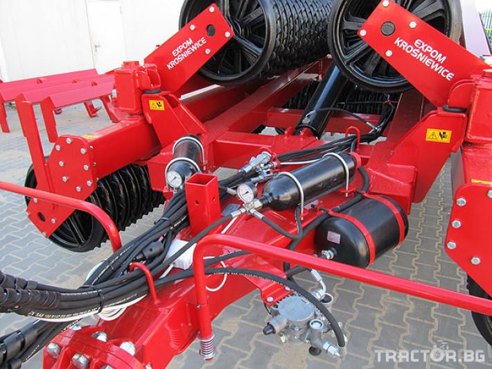 Валяци Expom  MAXIMUS 4 - Трактор БГ