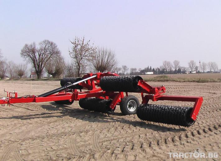 Валяци Expom  MAXIMUS 6 - Трактор БГ