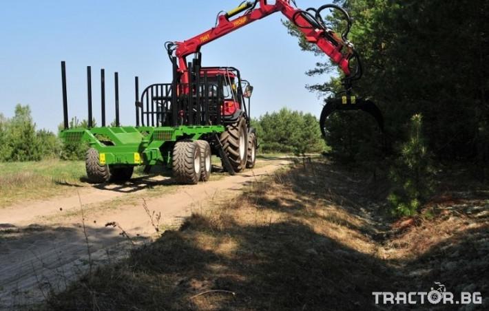 Машини за дърводобив PRONAR, T644/1 0 - Трактор БГ