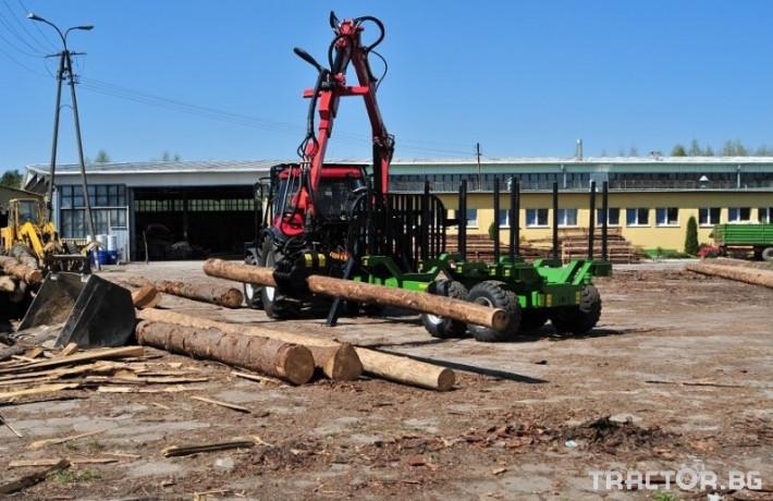 Машини за дърводобив PRONAR, T644/1 1 - Трактор БГ