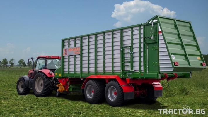 Ремаркета и цистерни Pronar T400R 0 - Трактор БГ