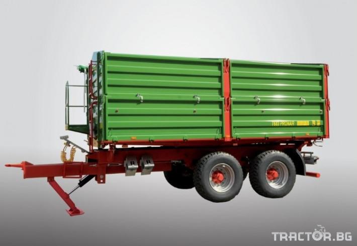 Ремаркета и цистерни Pronar T683 3