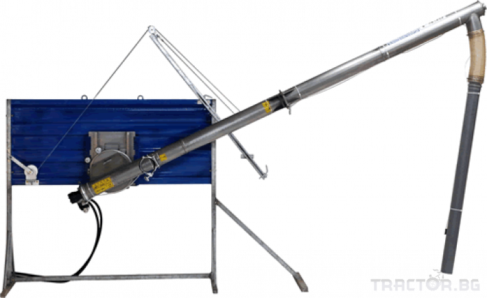 Ремаркета и цистерни Pronar ШНЕК  T 458 1