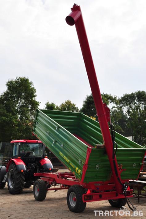Ремаркета и цистерни ШНЕК T461 0 - Трактор БГ