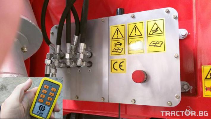 Ремаркета и цистерни ШНЕК T 213 1 - Трактор БГ