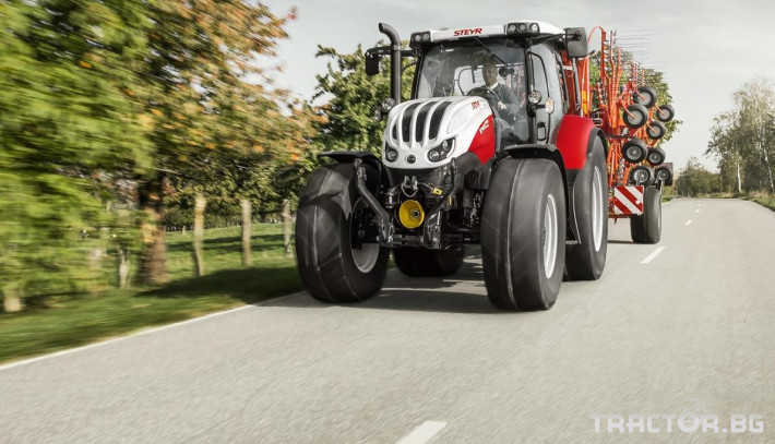 Трактори Steyr PROFI CLASSIC 3 - Трактор БГ