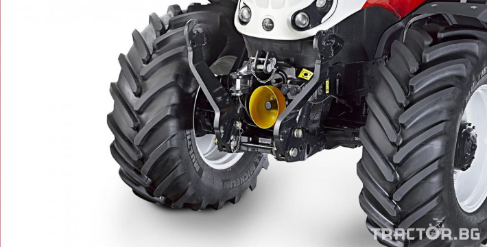 Трактори Steyr PROFI CLASSIC 5 - Трактор БГ
