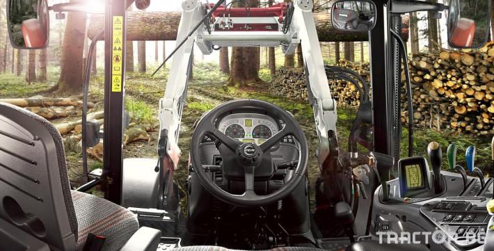 Трактори Steyr PROFI CLASSIC 4 - Трактор БГ