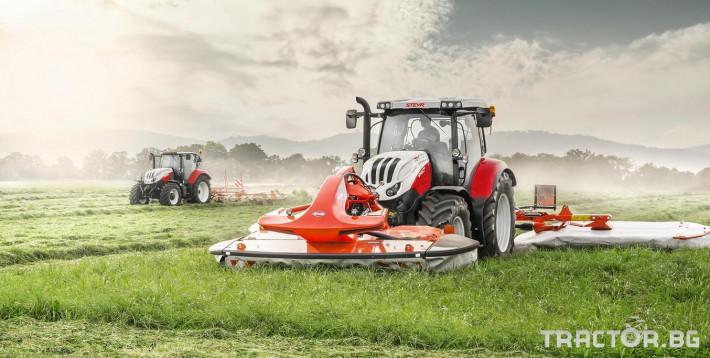 Трактори Steyr PROFI CLASSIC 0 - Трактор БГ