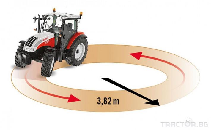 Трактори Steyr Kompakt 10 - Трактор БГ
