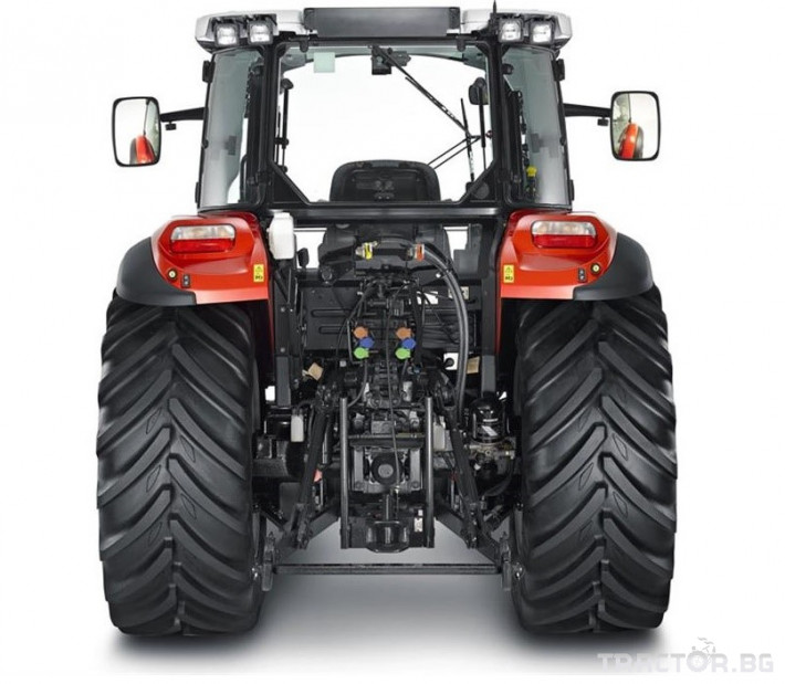 Трактори Steyr Kompakt 1 - Трактор БГ