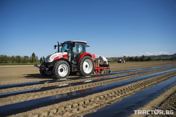 Трактори Steyr Kompakt 5 - Трактор БГ