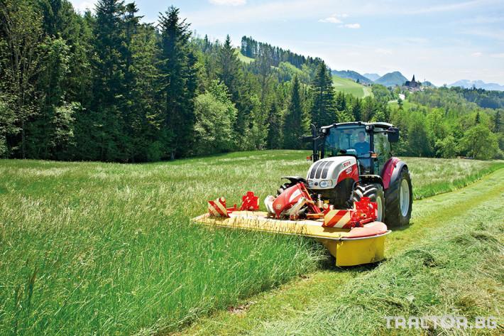 Трактори Steyr Kompakt 7 - Трактор БГ