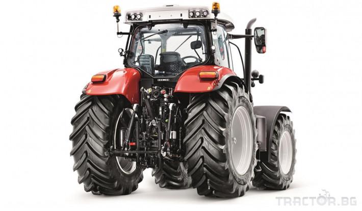 Трактори Steyr CVT 1 - Трактор БГ