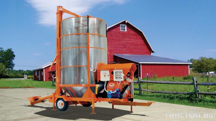 Обработка на зърно AGREX - СУШИЛНИ 11 - Трактор БГ