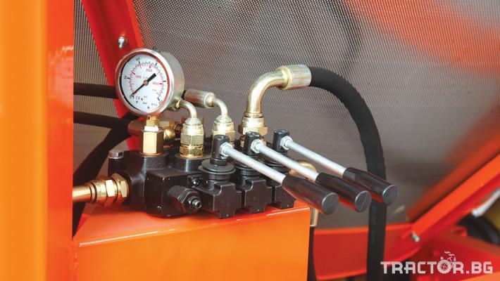 Обработка на зърно AGREX - СУШИЛНИ 4 - Трактор БГ