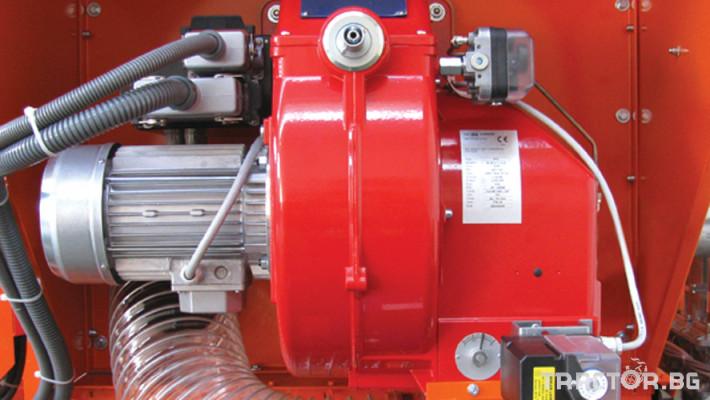 Обработка на зърно AGREX - СУШИЛНИ 5 - Трактор БГ